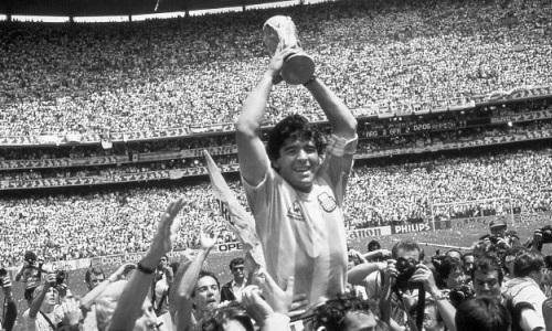 В КПЛ почтут память легендарного Диего Марадоны
