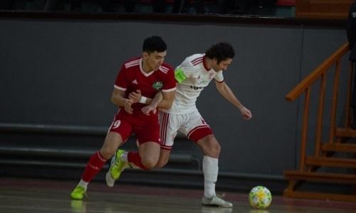 «Байтерек» и «Актобе» забили 12 голов на двоих в матче чемпионата Казахстана