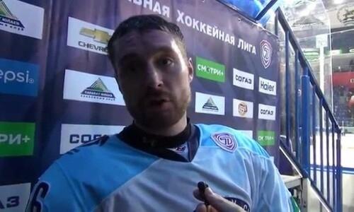 Экс-хоккеист «Барыса» стал временным экспертом КХЛ