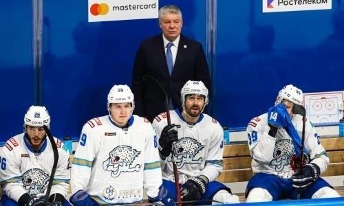«Барыс» назвали главным разочарованием текущего сезона КХЛ