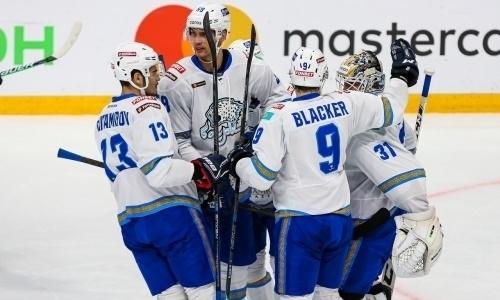 Конкурент «Барыса» может потерять основного вратаря перед двумя матчами КХЛ с казахстанским клубом