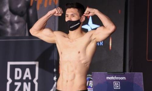 Данияр Елеусинов ответил критикам перед боем с экс-чемпионом мира за титул IBF