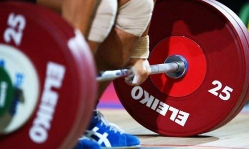 Стали известны очередные победители и призеры чемпионата Казахстана по тяжелой атлетике