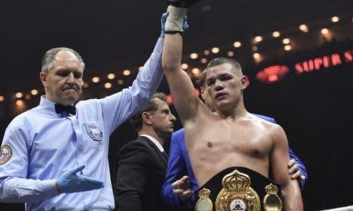 Российский боксер сразится за титул «Канело» с участником андеркарда Головкина