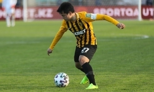 «Там более техничный футбол». Игрок «Кайрата» сравнил чемпионаты Казахстана и Беларуси