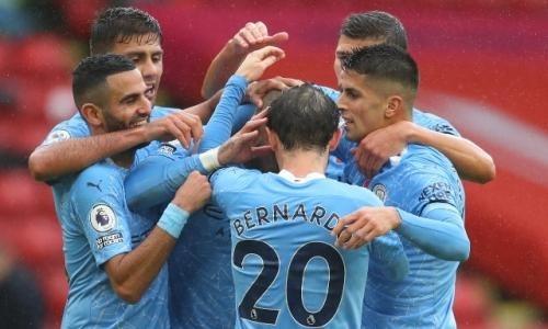 Прямая трансляция матча АПЛ «Манчестер Сити» — «Бернли»