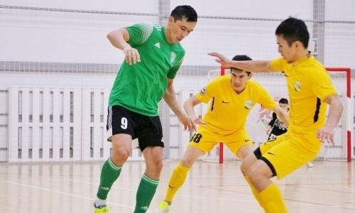Игрок «Атырау» дисквалифицирован за удар ногой соперника