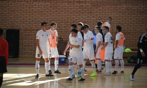 «Окжетпес» потерпел восьмое поражение подряд в матче чемпионата РК