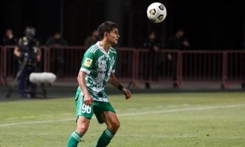 Игрок сборной Казахстана помог клубу РПЛ продлить беспроигрышную серию