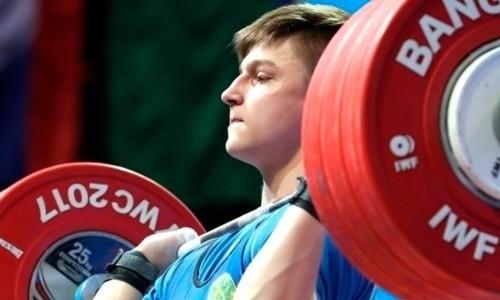 Завершился чемпионат Казахстана по тяжелой атлетике