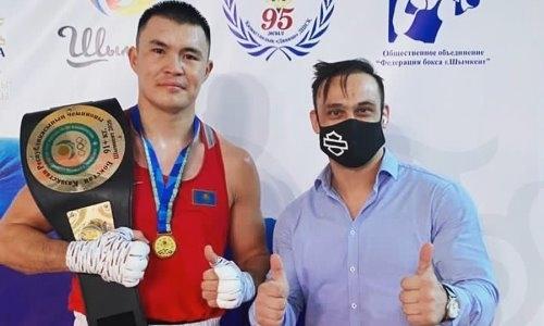 Капитан сборной Казахстана сделал заявление после победы на чемпионате страны