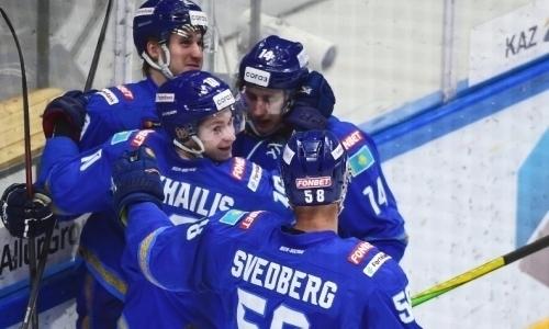 В России рассказали о шансах «Барыса» на участие в плей-офф КХЛ