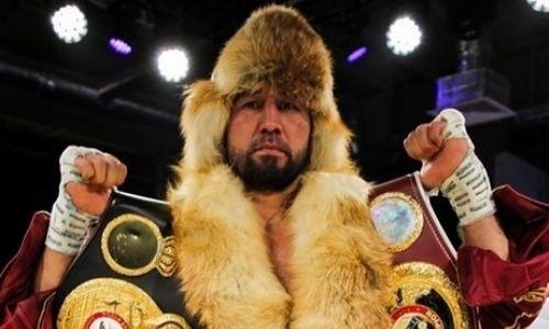 Айдос Ербосынулы проведет бой с непобежденным соперником за титулы WBO, WBA и WBC