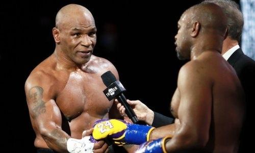 «Нашему брату Тайсону нужно провести ещё один бой с Джонсом». Кадыров предложил легендам место для реванша
