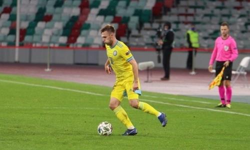 «Слышу, что мной интересуются». Футболист сборной Казахстана из европейского клуба озвучил варианты в КПЛ