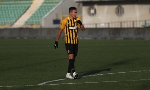 Пять футболистов не сыграют в матче «Тараз» — «Кайрат» из-за дисквалификации