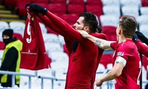 Экс-нападающий «Астаны» прокомментировал победный гол в ворота ЦСКА Зайнутдинова