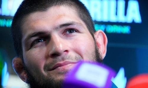 «Тайсон вот вернулся в 54 года». Раскрыты планы президента UFC на встречу с Хабибом Нурмагомедовым
