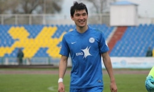 «Атырау» приписывают интерес к экс-защитнику сборной Казахстана