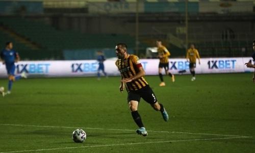 Назван лучший ассистент Казахстанской Премьер-Лиги 2020 года