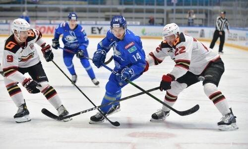 «Барысу» объяснили, как обыграть «Авангард» в КХЛ