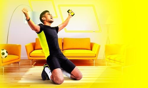 Любителям спорта предложили поучаствовать в розыгрыше iPhone 12,  PS 5 и квартиры в новостройке