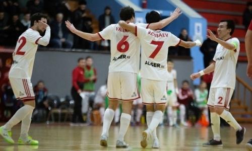 «Актобе» переиграл «Атырау» и включился в борьбу за второе место чемпионата Казахстана