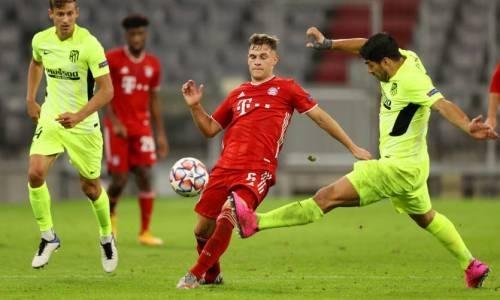 Прямая трансляция матча Лиги Чемпионов «Атлетико» — «Бавария»