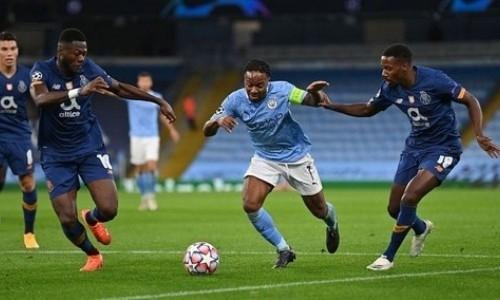 Прямая трансляция матча Лиги Чемпионов «Порту» — «Манчестер Сити»
