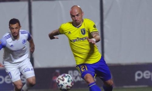 Сербский полузащитник провел 50 матчей за «Жетысу»