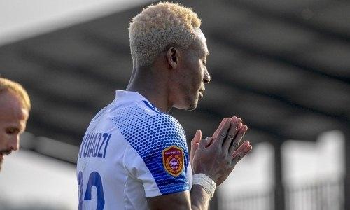 «Тараз» покинул первый легионер. Он забил два гола в КПЛ-2020