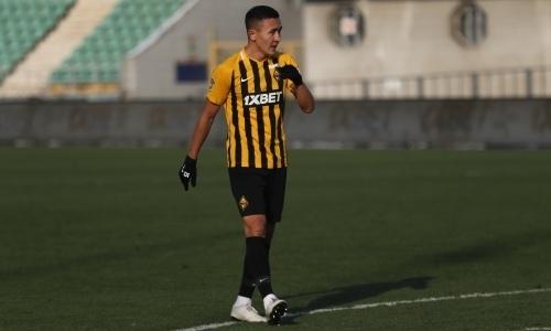 «Кайрат» не продлил контракт с казахстанским защитником