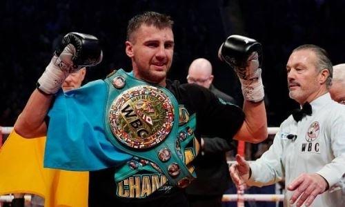 Экс-чемпион мира WBC Александр Гвоздик задумался о возвращении на ринг