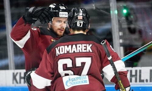 Соперник «Барыса» по КХЛ отказался от нападающего с опытом игры НХЛ