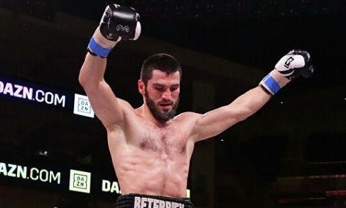 Чемпион мира по двум версиям Артур Бетербиев назвал самого сложного соперника в карьере