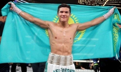 "«Matchroom Boxing пока не ""пачкает"" его». СМИ высказало правду про Данияра Елеусинова"