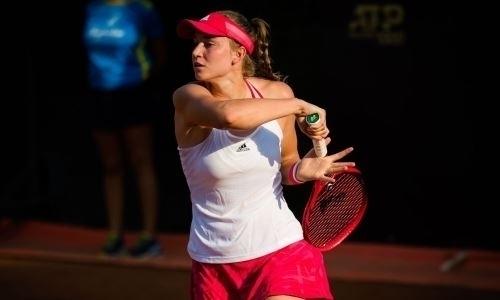 WTA номинировала первую ракетку Казахстана на звание «Прогресс года»
