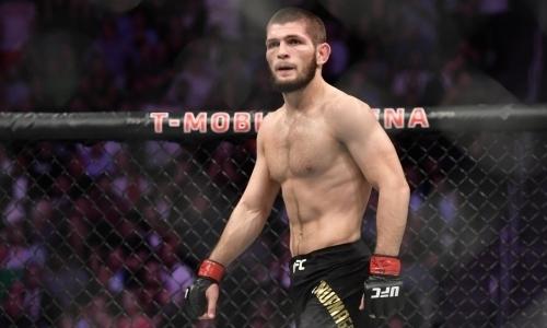 «Я слышал его храп». Бывший чемпион UFC рассказал, как едва не задушил Хабиба Нурмагомедова