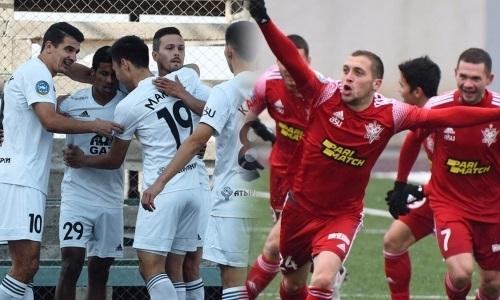 «Актобе» и «Атырау» больше всех привлекали в свои ряды легионеров в сезоне Первой лиги