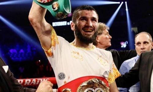 Стало известно, когда чемпион мира Артур Бетербиев вернется в ринг