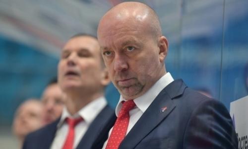 «Не было и мысли о сенсации». Шевченко обеспокоился за клуб Скабелки после поражения от «Барыса»