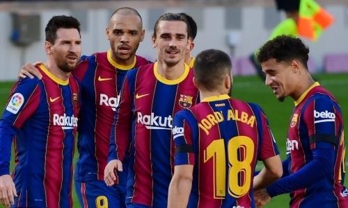 Прямая трансляция матча Ла Лиги «Кадис» — «Барселона»