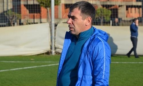 «Кызыл-Жар СК» определился с главным тренером на следующий сезон