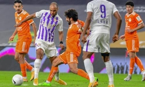«Аль-Айн» без Исламхана проиграл аутсайдеру и вылетел из Кубка президента ОАЭ