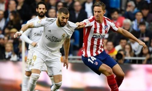 Прямая трансляция матча Ла Лиги «Реал Мадрид» — «Атлетико»