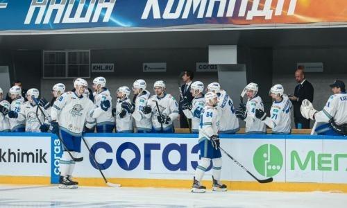 Прямая трансляция выездного матча «Барыса» против «Трактора» в КХЛ