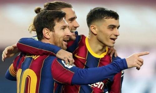 Прямая трансляция матча Ла Лиги «Барселона» — «Леванте»