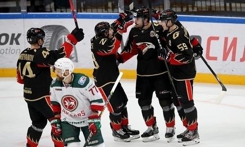 В КХЛ восхитились статистикой принципиального соперника «Барыса» и признали его лидером конференции