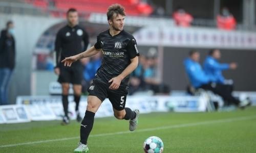 Немецкий клуб экс-футболиста сборной Казахстана одержал уверенную победу