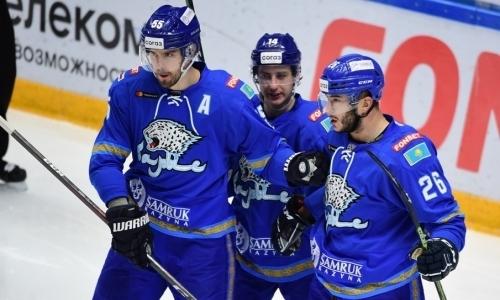 «Михайлис произвел косметические изменения». КХЛ разобрала итог матча «Трактор» — «Барыс»